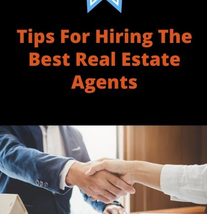 Hire The Best Real Estate Agents