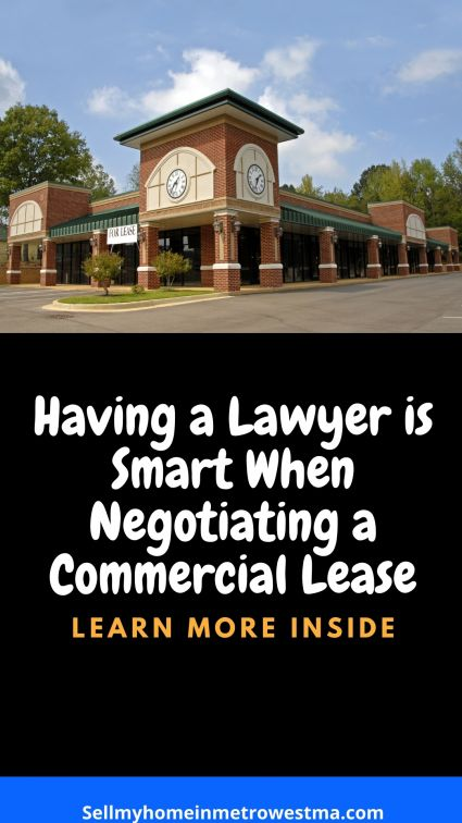 Having a Lawyer For Commercial Lease